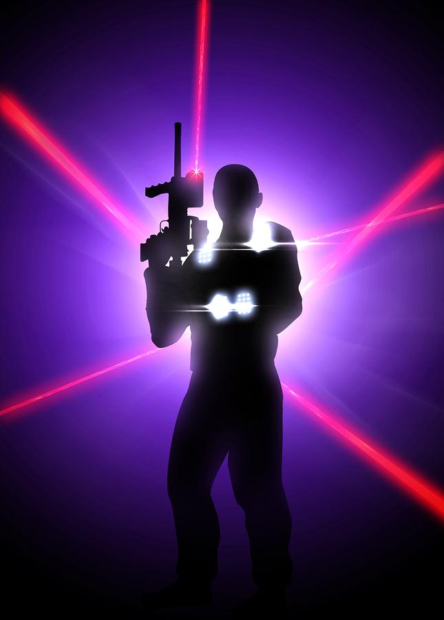 Xtreme Laser Combat Arena