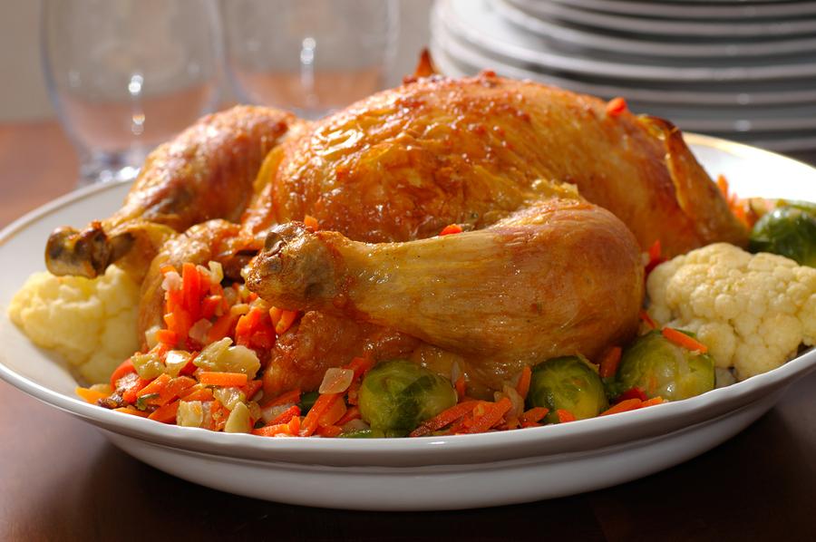 Yummy Thanksgiving Dinner