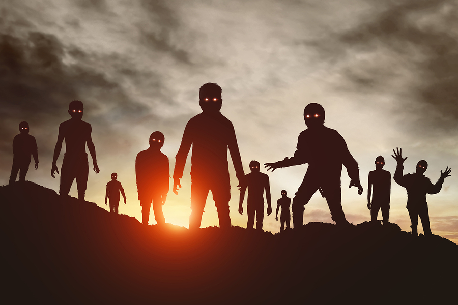 Zombie Scavengers