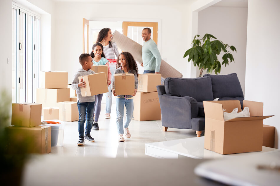 Would These 4 Time-Saving Tips Help Reduce Your Moving Day Stress?