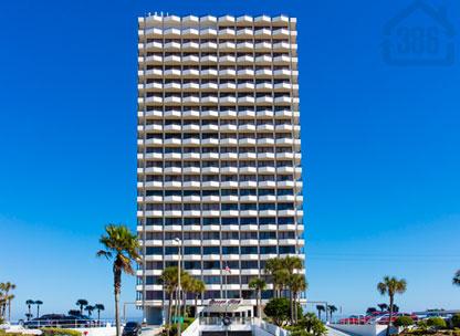 Ocean Ritz Condo Building