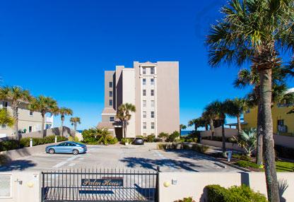 Palm House Condo Building