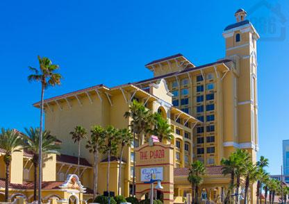 Plaza Resort and Spa Condo Building