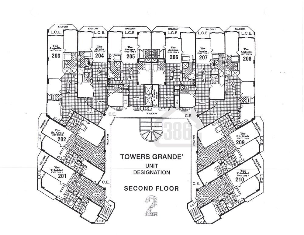 Towers Grande Layout