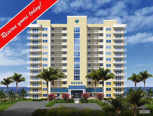 Aruba Condominium Building