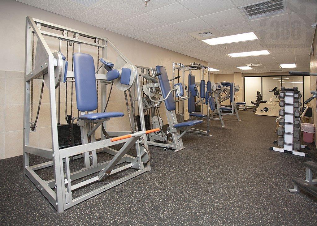 Ashley Condo Gym