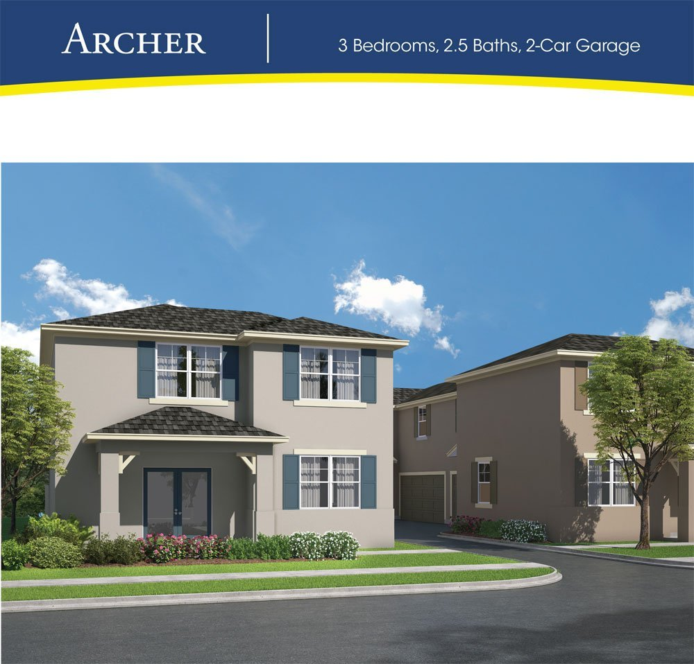 Cornerstone Grove Archer