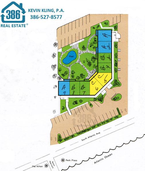 2626 Condo Site Plan