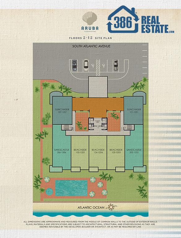 #2 Site Plan - Aruba
