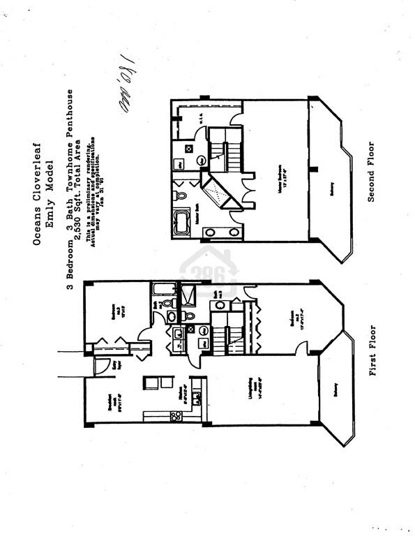 Emly Floor Plan