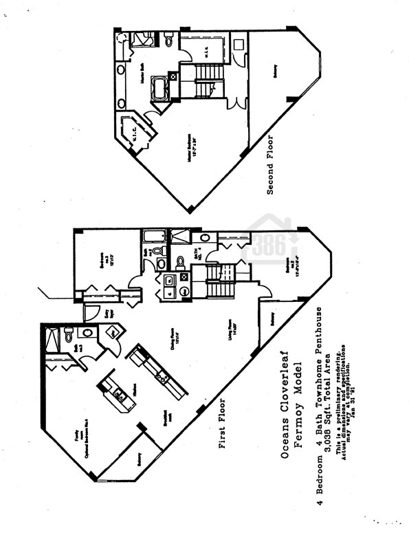 Fermoy Floor Plan