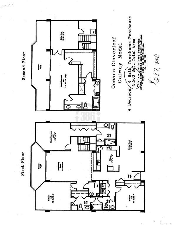Galway Floor Plan