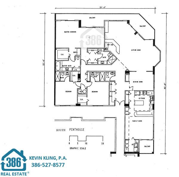 Grand Coquina Penthouse 2305-6