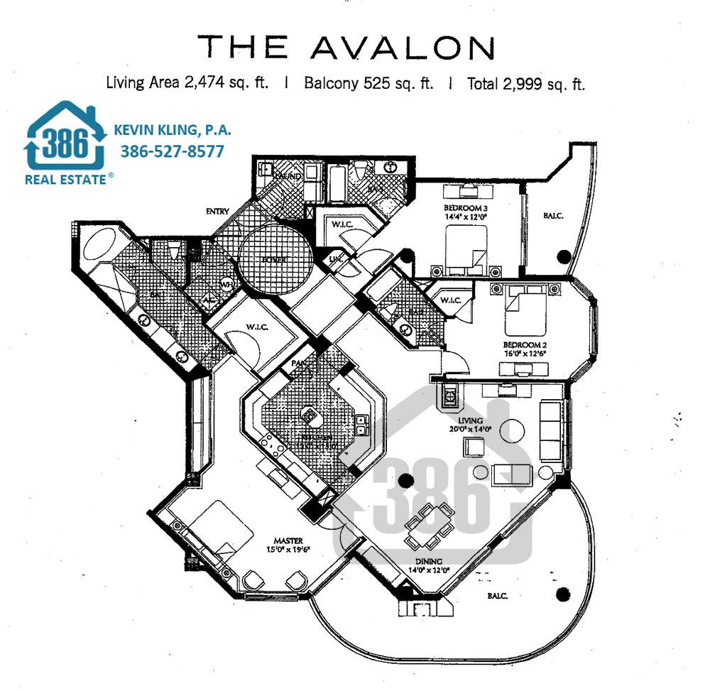 Ocean Villas Avalon