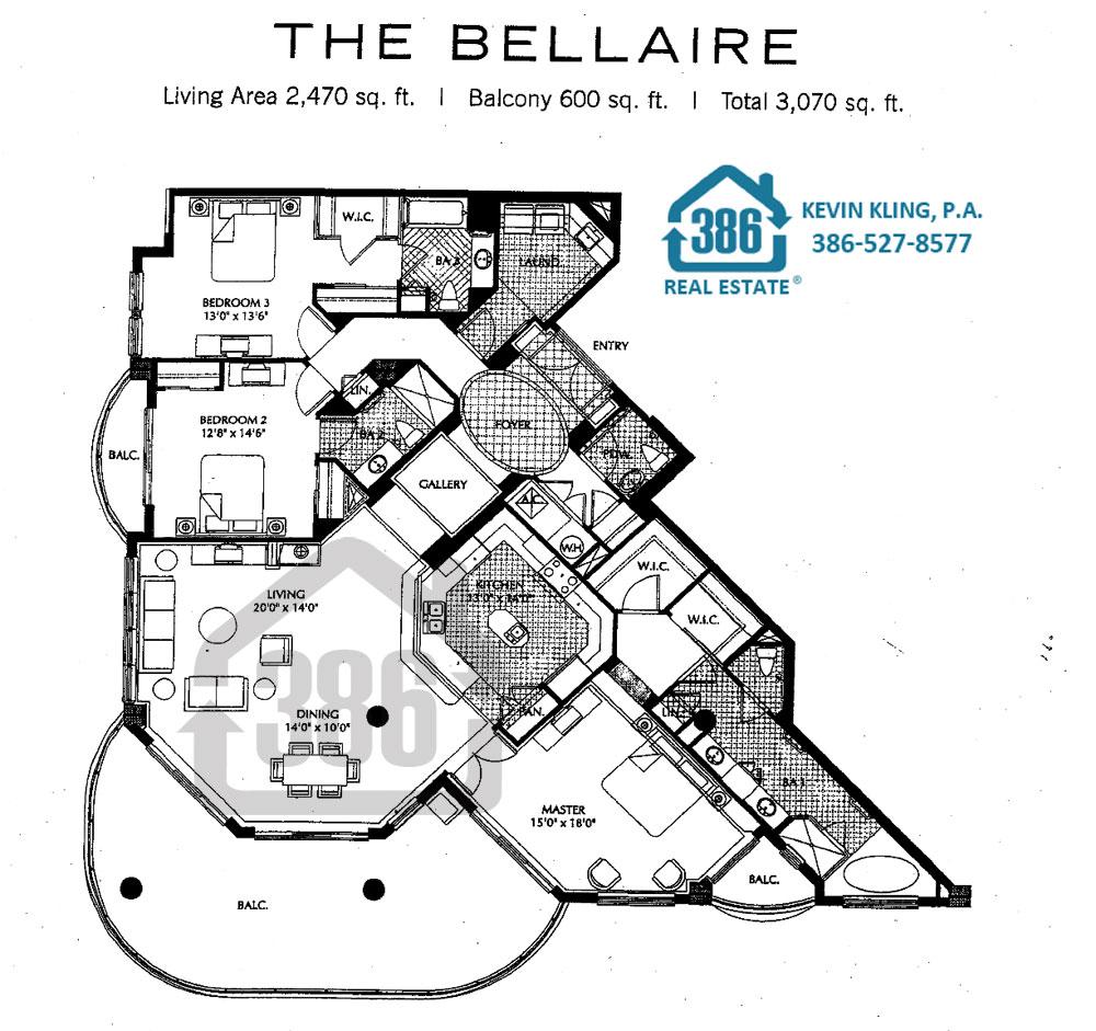 Ocean Villas Bellaire Oceanview