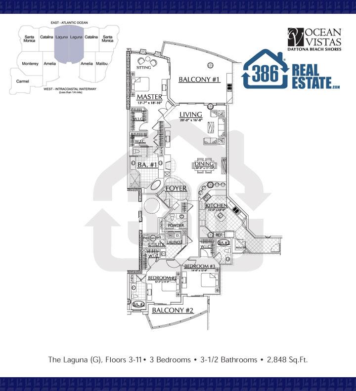 Laguna Floor Plan 06 07