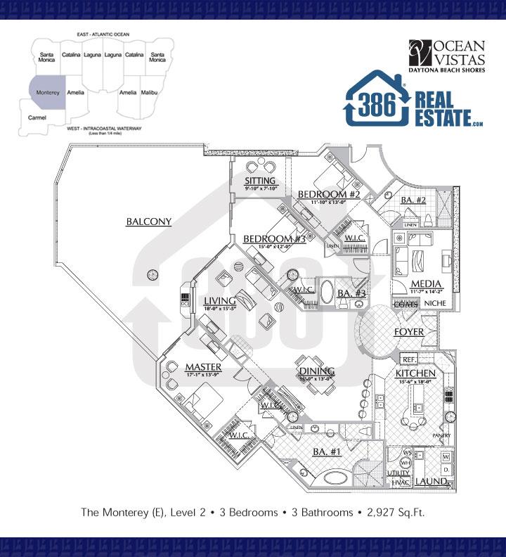 Monterey 2nd Floor Plan 02