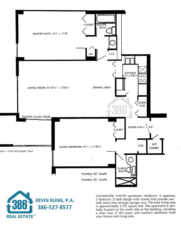 02 & 05 Floor Plan