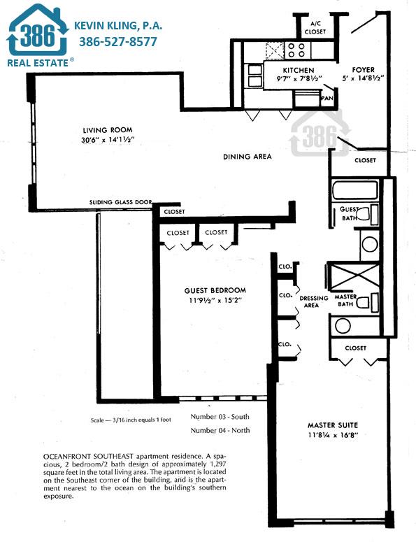 03 & 04 Floor Plan