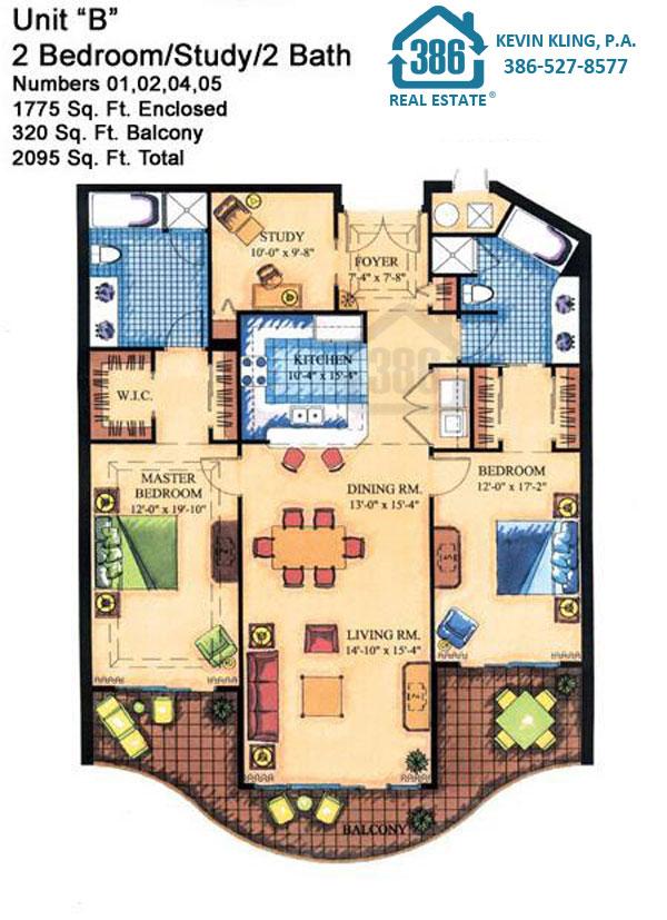 01 02 04 05 Floor Plans