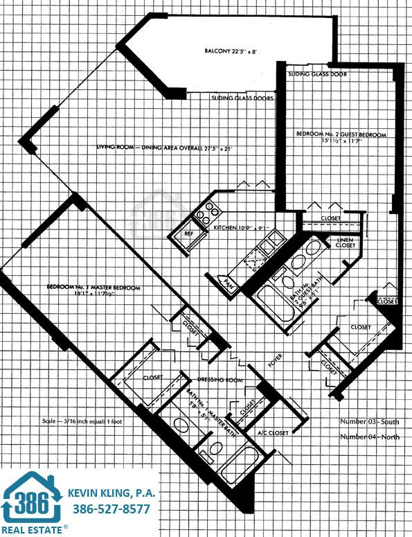 03 & 04 floor plan Oceans Two