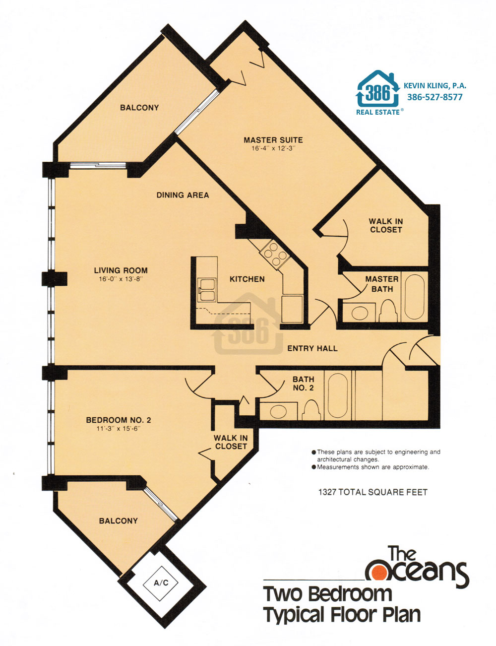 Oceans West 2 Bed Westwind