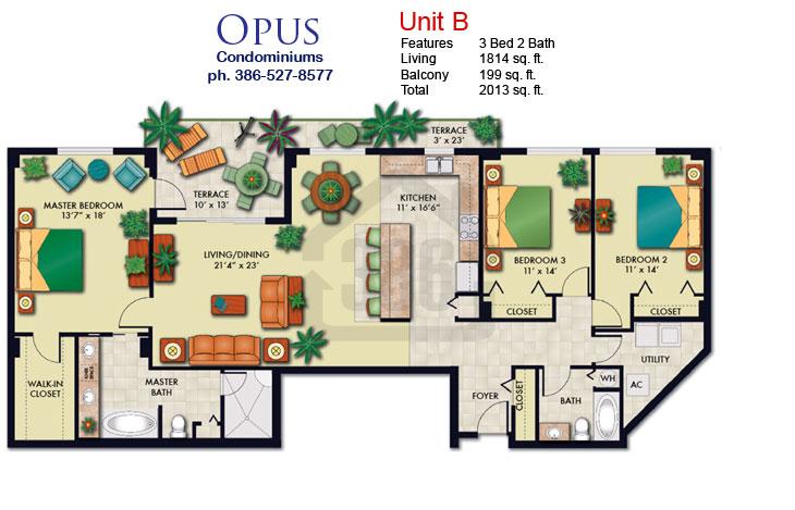 Opus B Oceanview