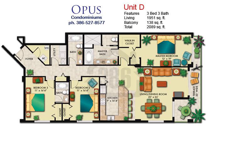 Opus D Oceanfront