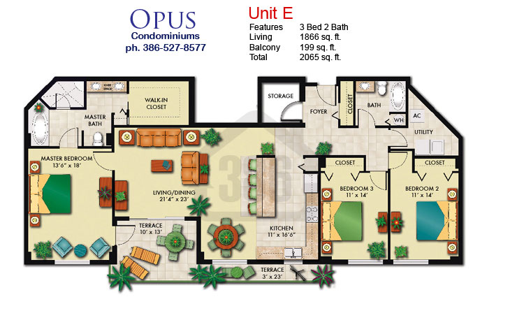 Opus E Oceanview