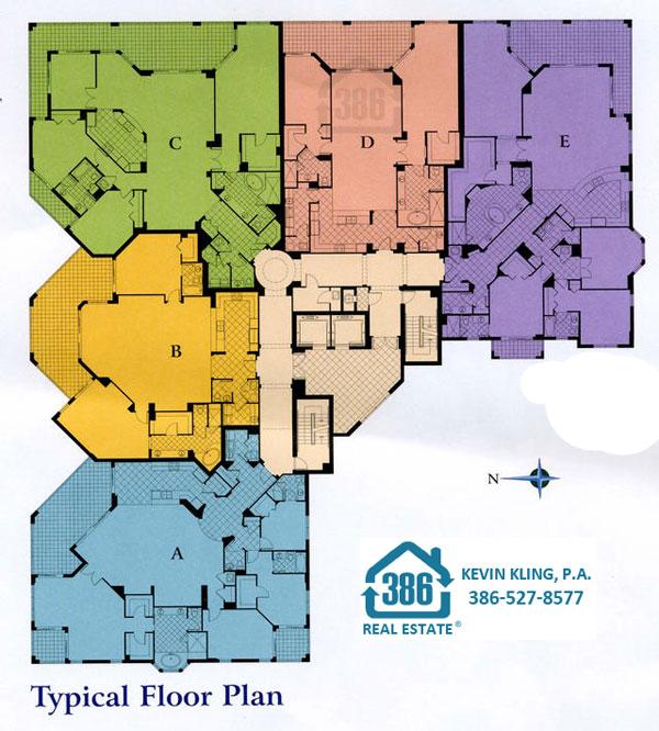 Seacrest Site Plan