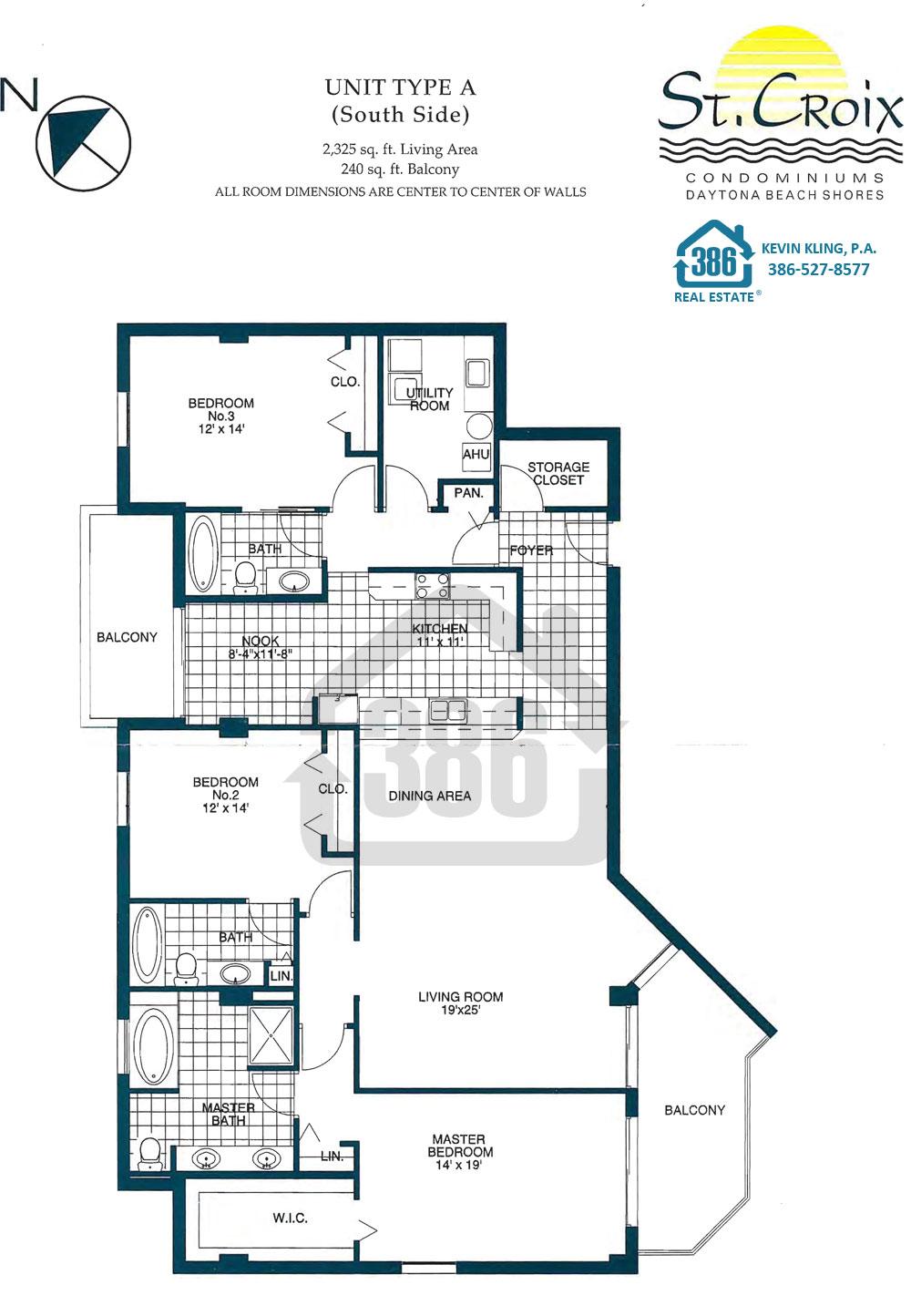 St. Croix 05 Plan