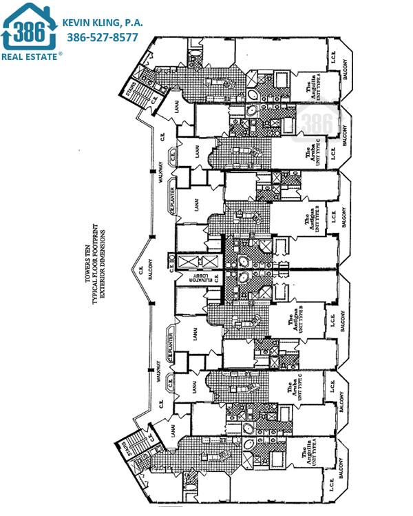 Towers Ten Site Plan