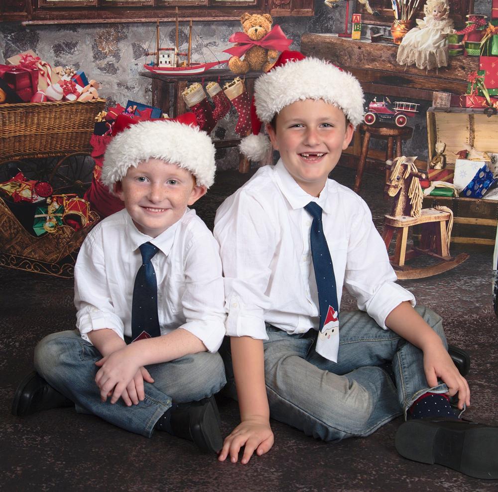 Kling Family Christmas 2015