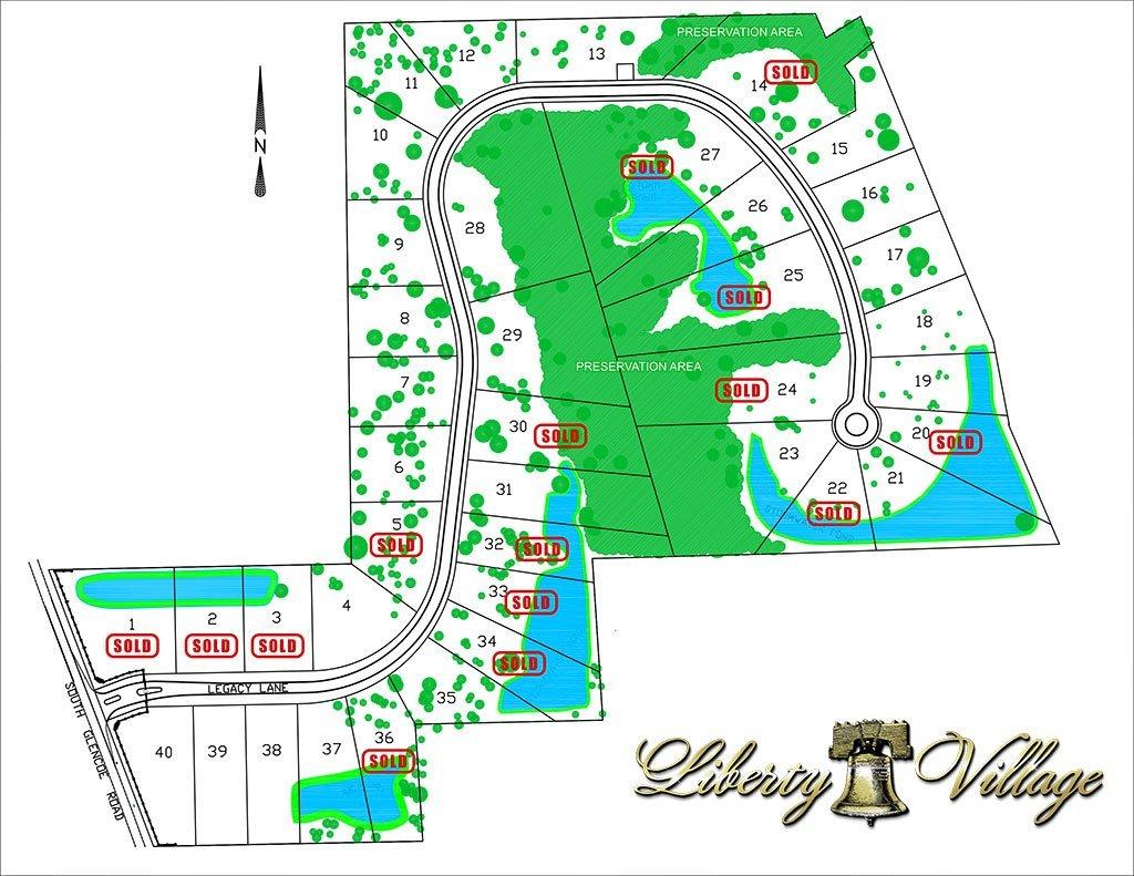 Liberty Village Community Map