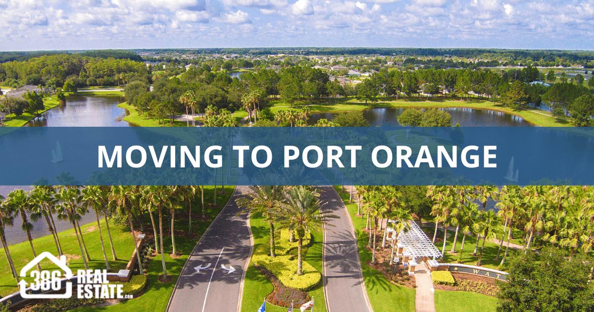 Moving to Port Orange, FL Living Guide