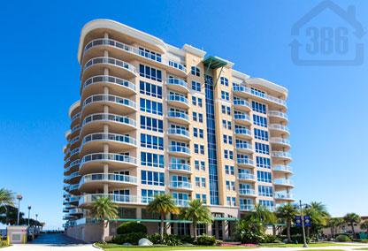 Ocean Villas Condo Building
