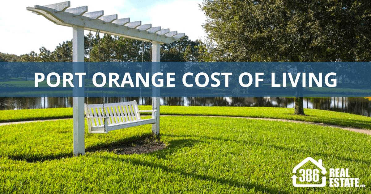 Port Orange Cost of Living Guide