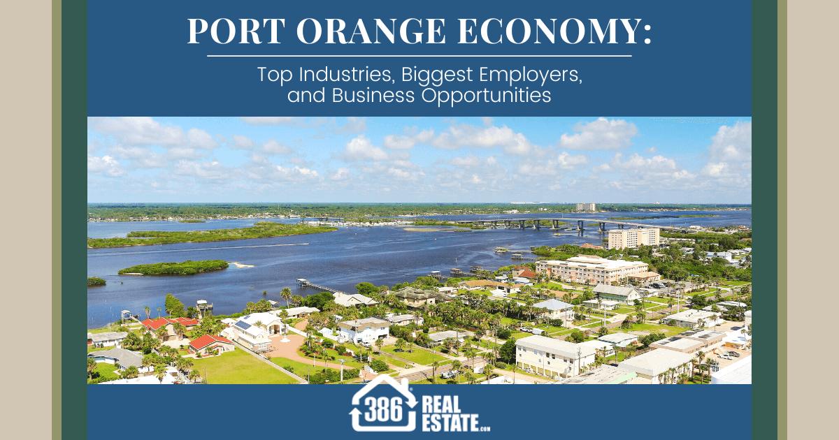 Port Orange Economy Guide