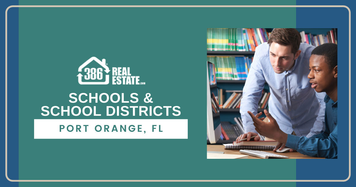 Schools and School Districts in Port Orange