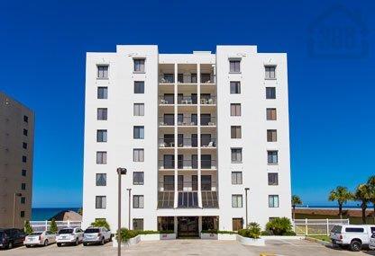 Sandpoint Condo Building