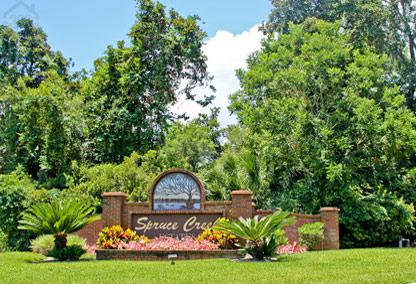 Spruce Creek Estates Community