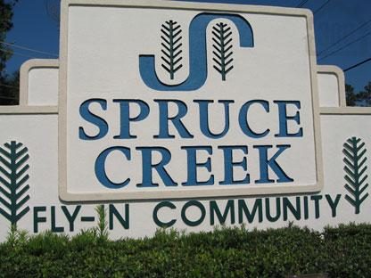 Spruce Creek Fly-In Community