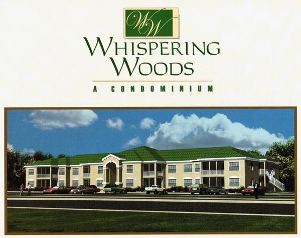 Whispering Woods Logo