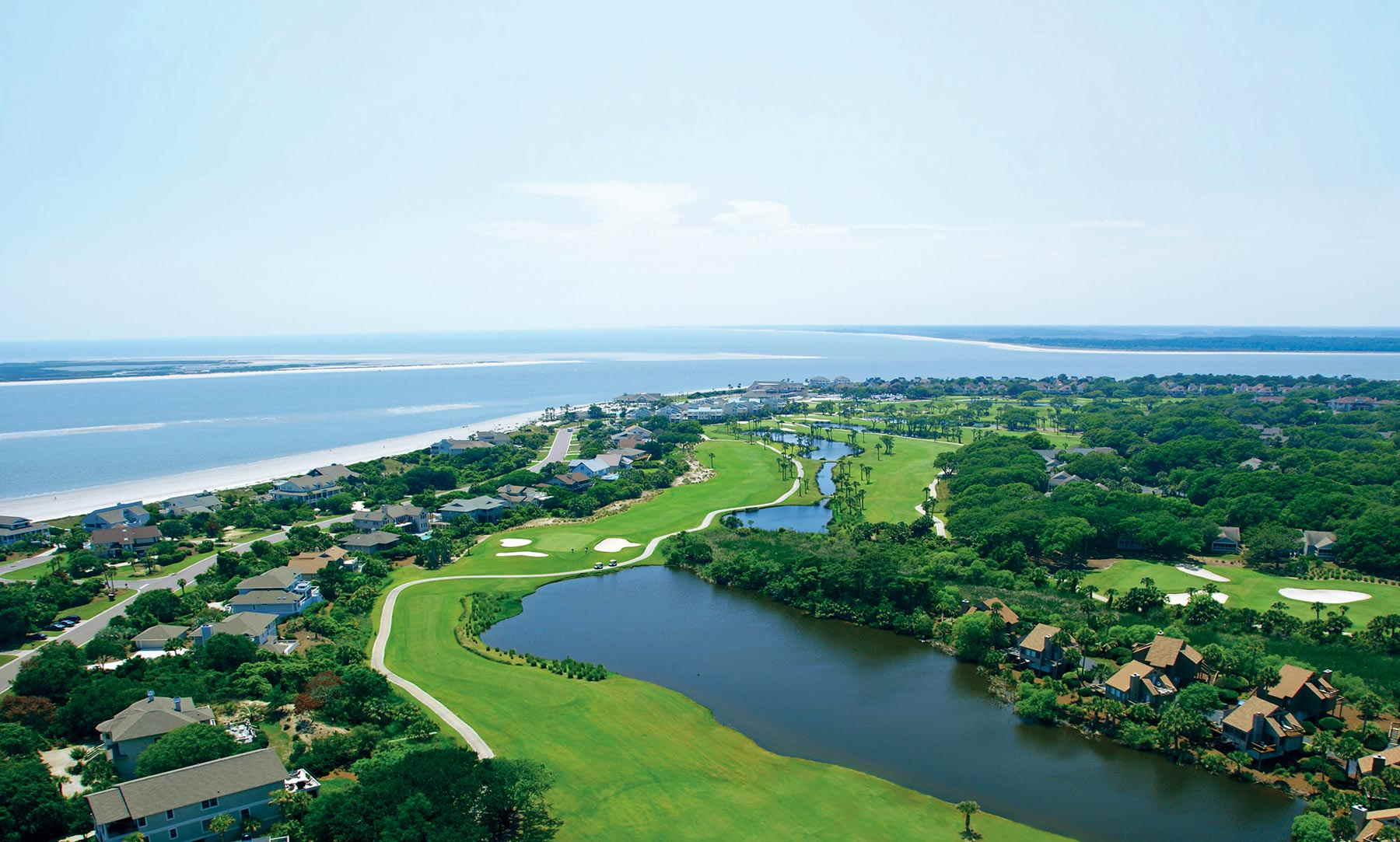 seabrook island golf course and ocean