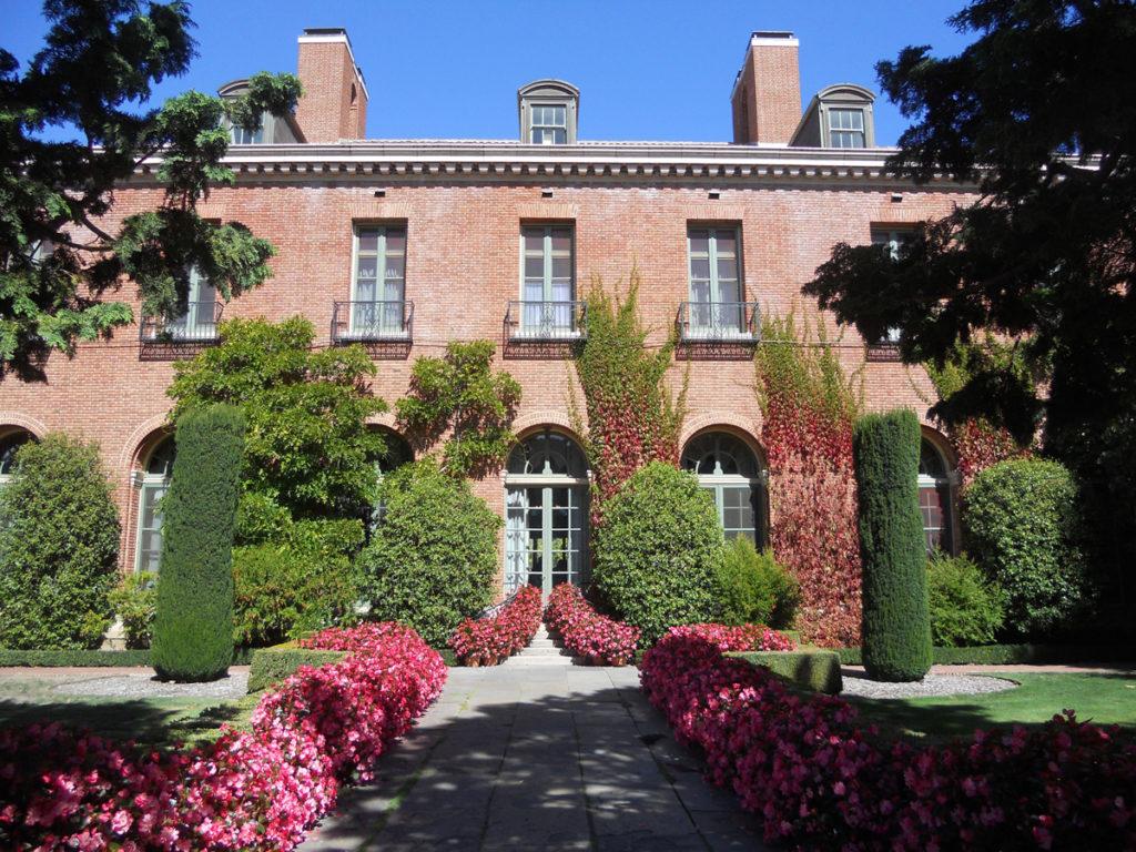 Filoli Estate in Woodside, CA