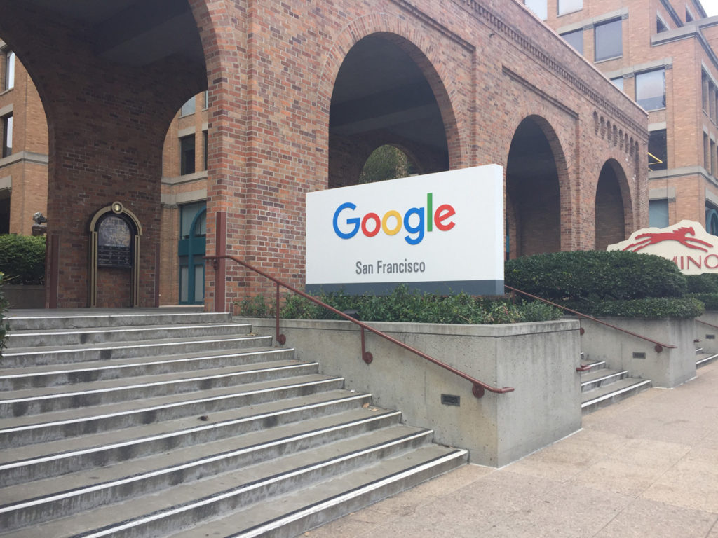 Work at Google, live on the Peninsula