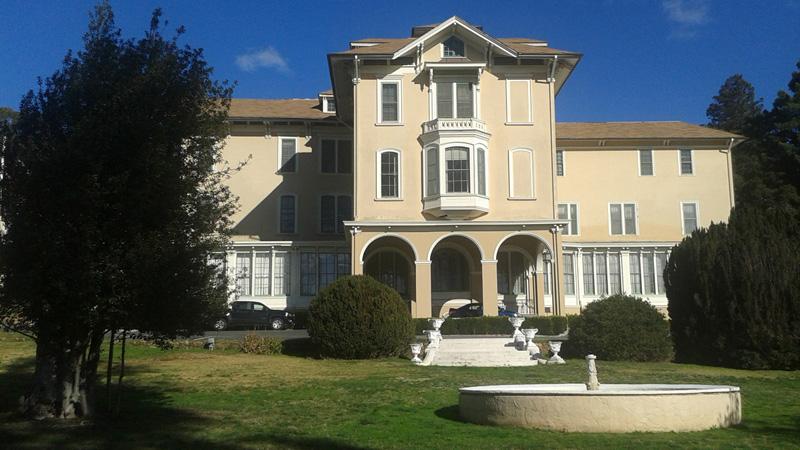 Ralston Hall at Notre Dame de Namur University, Belmont CA