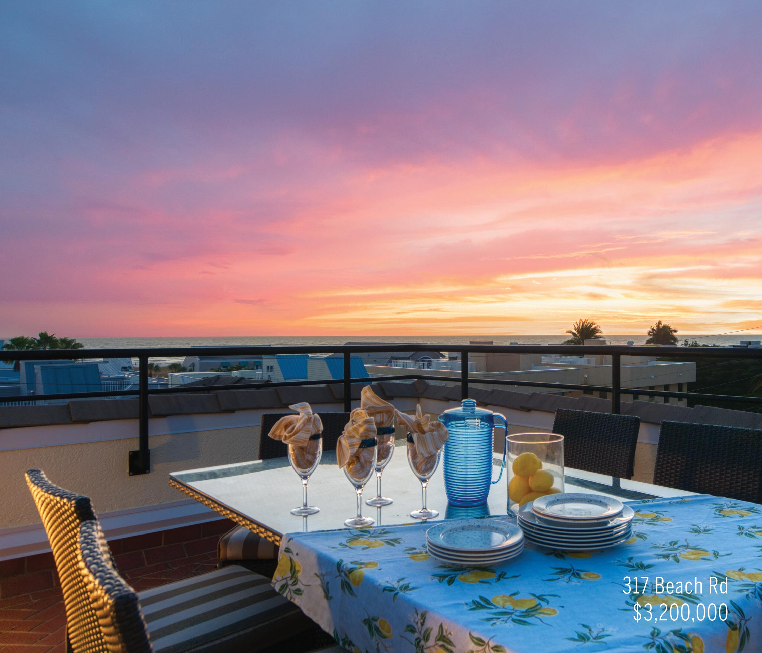 Siesta Key 2020 Year End Real Estate Market 317 Beach