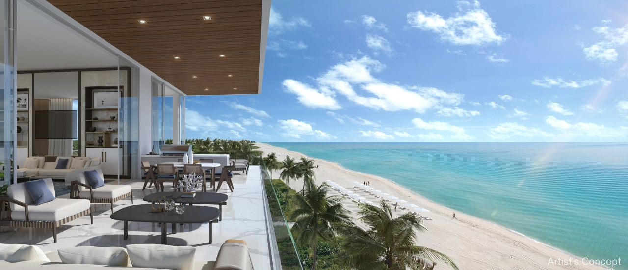 Sage Longboat Key Residences Luxury Condos for Sale