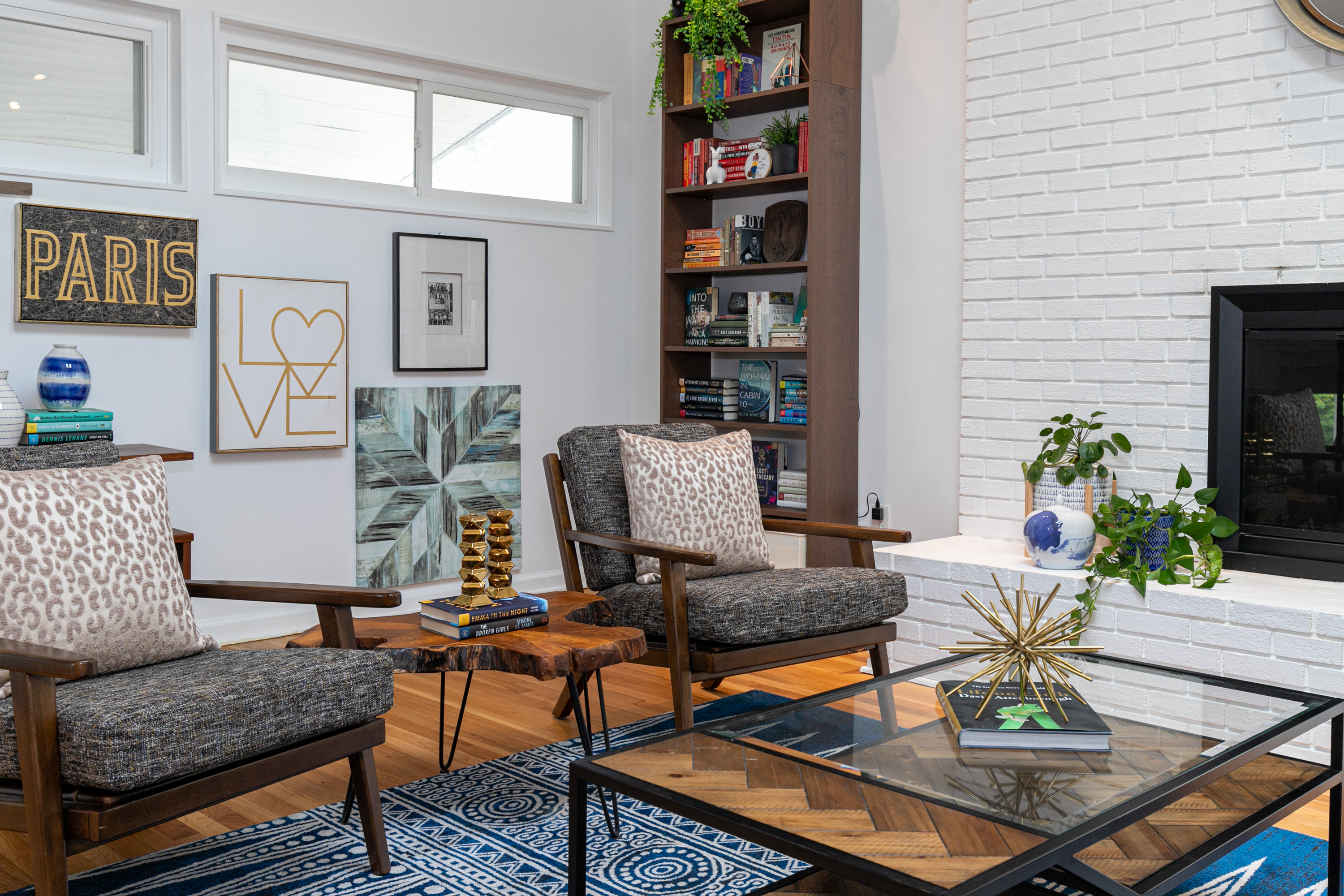 Beautiful home styling by DKG